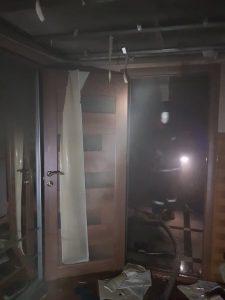 Дубенські рятувальники ліквідувалі Пожежа у приватному господарстві (ФОТО)