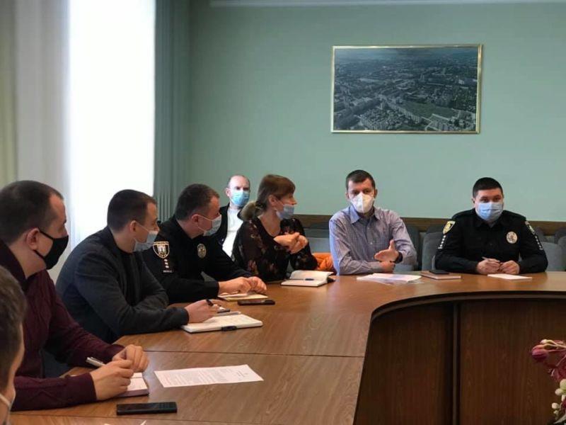 """У Рівному планируют Доопрацювати програму """"Безпечний місто"""" (ФОТО)"""