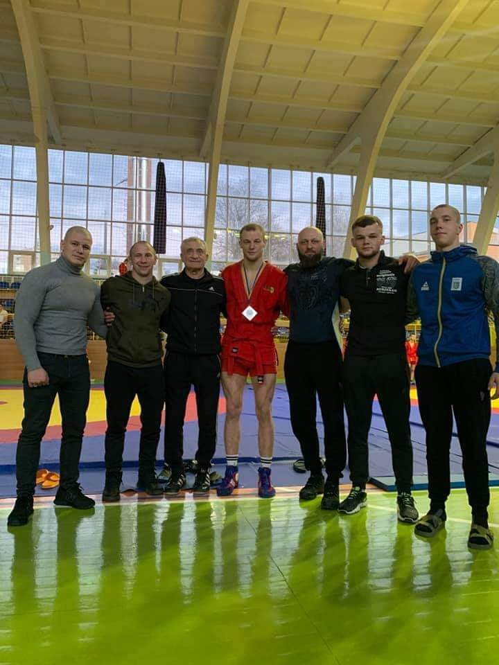 Самбіст з Квасилова виборів срібну медаль на чемпіонаті України (ФОТО)