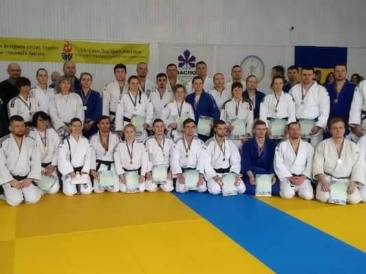 Дзюдоїсті Рівненського «Інваспорту» вибороли три Медалі на чемпіонаті