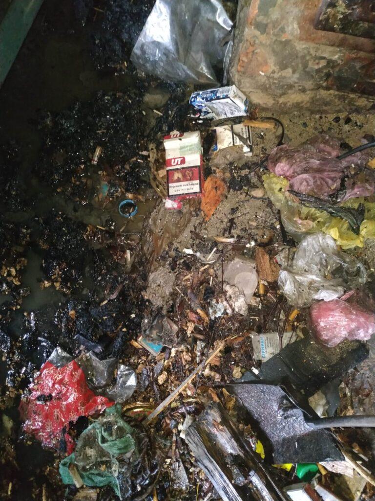 На Рівненщіні у пожежі загінув чоловік (ФОТО)