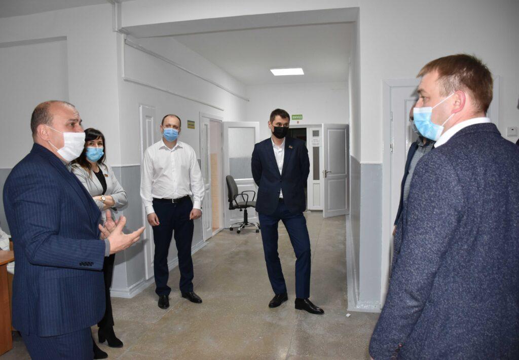 Які корективи ВНІС Covid-19 у роботу Рівненської обласної дитячої лікарні